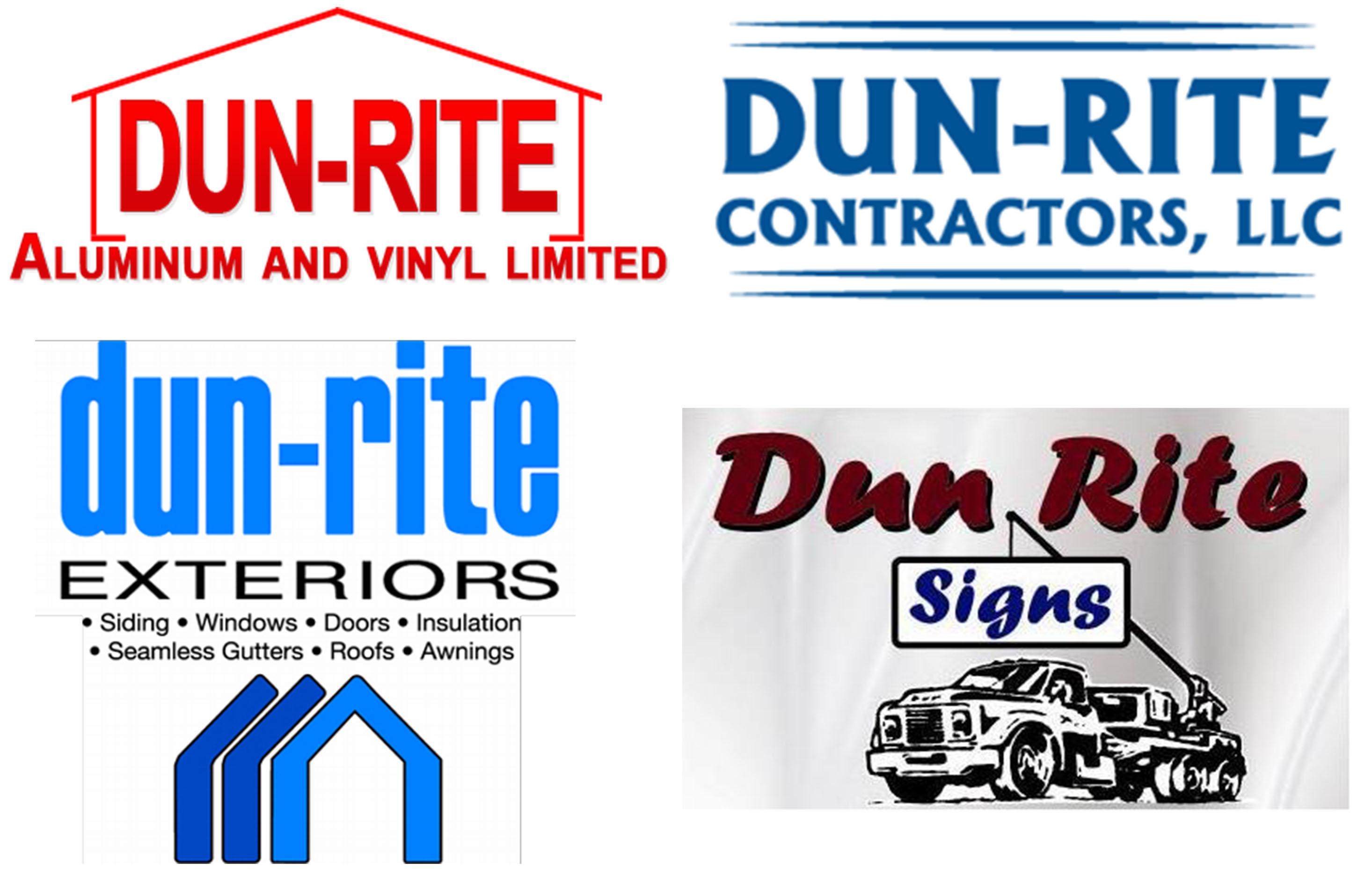 dunrite logos